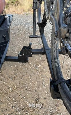 2 Bike 2 Hitch Mount Rack Bicycle Carrier
