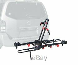 2 Bike Hitch Racks for 1 1/4 in Carrier Rack Heavy Duty for Cars, Trucks, SUV