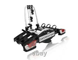 3 4er Bike Rack Thule Coach 276 Tow BAR Rear Rack Carrier New with Invoice ^