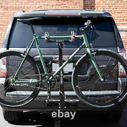 5 Bike Rack Hitch Mount Foldable Car Truck SUV Trailer Rear Bicycle Carrier NEW