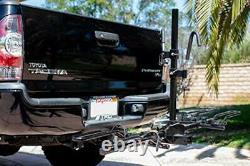 50027 Hitch Mount Platform Style 2-Bike Rack holder brackets Folds Carrier