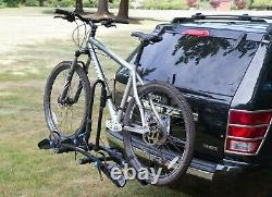 Advantage SportsRack FlatRack 2 Bike Stand Up Tray Style Bicycle Carrier
