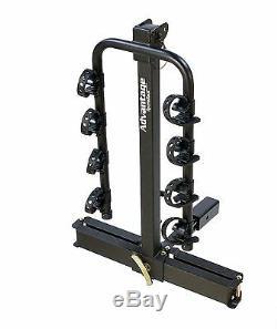 Advantage SportsRack glideAWAY2 Deluxe 4 Bike Rack Carrier Item # 2110