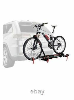 Allen Sports AR200 Premier Locking Hitch Mounted Tray 2-Bike Carrier Rack