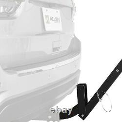 Allen Sports Deluxe 4-Bicycle Hitch Mounted Bike Rack Carrier, 542RR Fast Ship