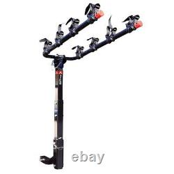 Allen Sports Deluxe 4-Bike Hitch Mount Rack Model 542RR-R New Bicycle carrier