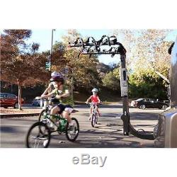 Allen Sports Premium Powder Coated 4 Bike 2 Inch Hitch Carrier Rack (Open Box)