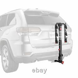 Allen Sports Quick Release 3Bike Carrier for 1 1/4 in. And 2 in. Hitch (OpenBox)