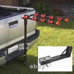 Bike Rack 4 Bicycle Hitch Mount Carrier Car Truck Auto For 4 Bikes Heavy duty ++