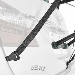 Brand New Allen Sports Deluxe 2-Bicycle Trunk Mounted Bike Rack Carrier, 102DN-R