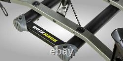 Buzz Rack Bike Rack BuzzyBee H4 Hitch Mount Rack 4 Bike Carrier