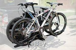 Hitch Tray Bike Big Fat Tire Rack Mount Trailer Suv Style Universal Carrier
