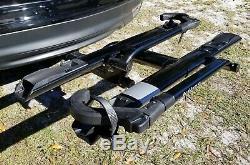 Kuat Sherpa 2.0 Black Metallic Bicycle Bike Tilt Rack Car Auto Carrier 2 Hitch