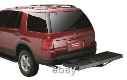 Lund 601010 Hitch Mounted Cargo Carrier