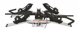 Malone Pilot HM2 Hitch Mount Platform Expandable 2 Bike Carrier, 2in, MPG2112