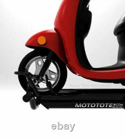 MotoTote Motorcycle Bike Carrier MTX M3 Hitch Mounted withRamp