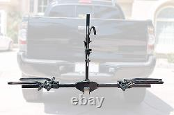Mountain Bike Mount Tire Bicycle Adjustable Hitch Rack Universal Strong Carrier