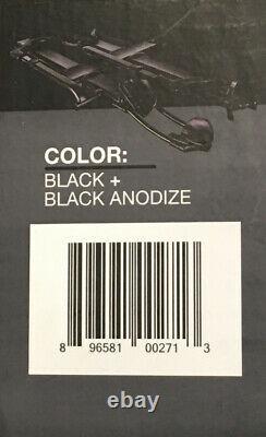 NEW KUAT NV BASE +2 Bike Add-On Extension Car Rack Carrier Black + Black Anodize