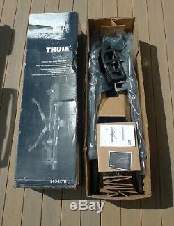 NEW THULE T2 Pro XT 2 Hitch Mount Platform Bike Carrier Rack 9034XTB Black