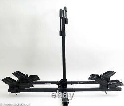 Nashbar Shadow DLX4 Extension Trailer Hitch Mount Bike Carrier 2 Bikes Rack DLX2