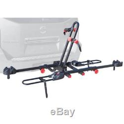RACK 2 BIKE HITCH MOUNT Carrier Trailer Car Truck SUV Receiver Bicycle Transport