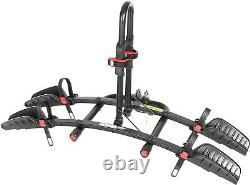 Road-Max RMBR2 2 Bike Carrier stand up rack new hitch mount