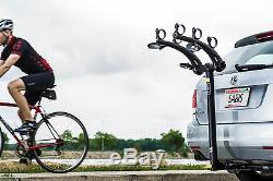 Saris Bones Hitch 3 Bike Universal Mount Rack Bicycle Carrier Mountain Road