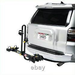 Saris Freedom Bike Hitch And Spare Tire Car Rack Mount 2 Bicycle Carrier New