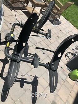Saris Thelma 3-bike hitch mount carrier