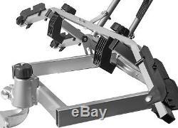 Super Deal! Titan 4 Towbar Mounted Tilting 4 Bike Rack / Cycle Carrier 7pin
