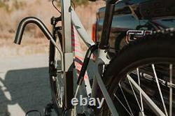Swagman Bicycle Carrier TRAVELER XC2 RV Approved Hitch Mount Bike Rack Black