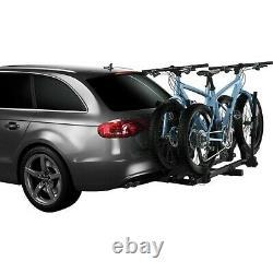 THULE T2 HITCH Carrier, Bike Carrier Bike Rack, Folding THULE 2 Bike Rack