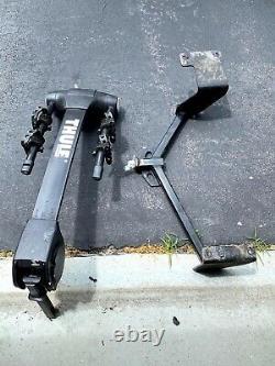 Thule 9034XTB 2in. 2-Bike Carrier Rack Black