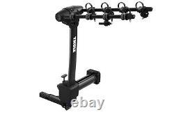 Thule Apex Swing XT (4 Bike Carrier) 9027XT hitch mount bike rack black