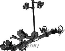 Thule DoubleTrack Pro 2-Bike Hitch Mount Carrier Black