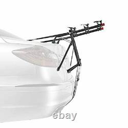 Tyger Auto 3-Bike Lock Hitch Mount Bicycle Carrier Rack Portabicicletas NEW